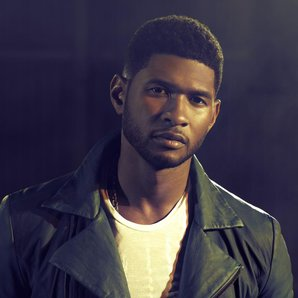 Usher Press Shot