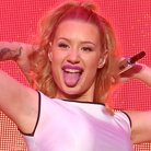 Iggy Azalea on stage