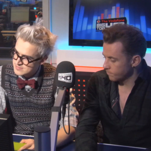 McBusted WebChat Screen 2