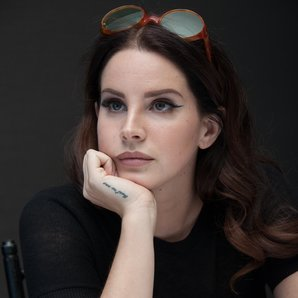 Lana Del Rey Big Eyes Film Junket