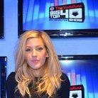 Ellie Goulding in the Big Top 40 Studio 2