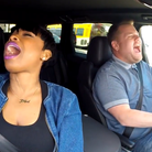 James Corden Jennifer Hudson