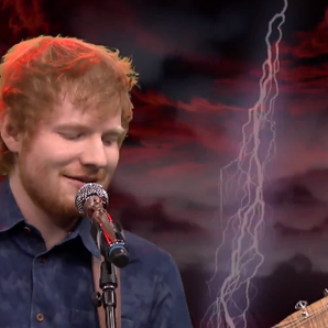 Ed Sheeran Heavy Metal Jimmy Fallon