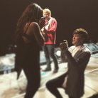 Jesy Nelson & Jake Roche engaged