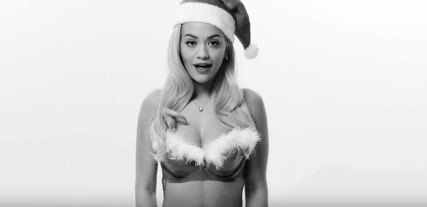 Rita Ora Jingle Bell Rock