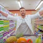 JT's music video