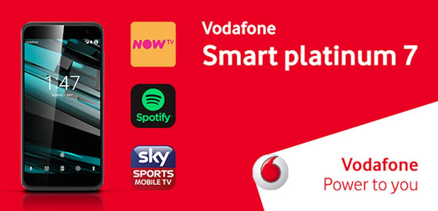 Vodafone July 2016 Trending Competition