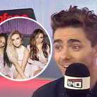 Little Mix Nathan Sykes Interview