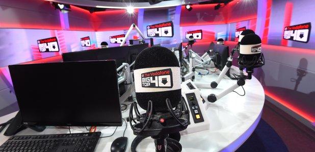 Big Top 40 studio